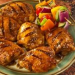 Feisty Fusion Chicken For The Barbecue Recipe