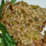 Barley Side Dish With Leeks Recipe