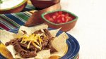 Slow Cooker Shredded Beef Nachos