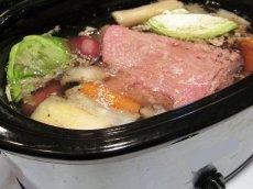 St. Paddies Day Corned Beef