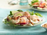 Apple-Fennel Lobster Salad