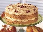 Pumpkin-Hazelnut Torte