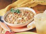 Southwestern Chicken and Bean Stew