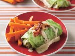 Cabbage Rolls in Creamy Bacon Sauce
