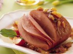 Slow Cooker Fruited Ham