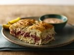 Baked Reuben Sandwich