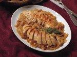 Turkey Tenderloins with Caramelized Onions
