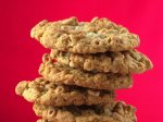 Giant Oat Cookies