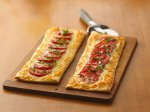 Cheesy Margherita Pizza
