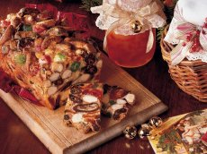 Jeweled Fruitcake