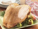 Slow Cooker Savory Turkey Breast