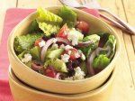 Garden-Fresh Greek Salad (Gluten Free)