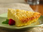 Gluten Free Impossibly Easy Coconut Pie