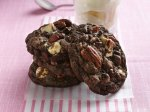 Outrageous Double Chocolate-White Chocolate Chunk Cookies