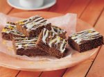 Orange Cappuccino Brownies