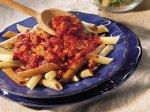 Slow Cooker Meaty Italian Spaghetti Sauce