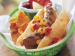 Grilled Mustard Italian Sausages
