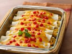 Creamy Chicken-Chile Enchiladas
