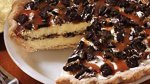 Cookie and Caramel Ice Cream Pie