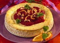Savory Chicken Cheesecake