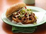 Slow Cooker Carolina Pulled-Pork Sandwiches