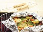 Grilled Garden Vegetable Medley Packs