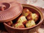 Parsley Potatoes