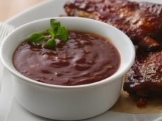 B.'s Sweet Maple Barbecued Sauce