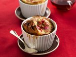 Rhubarb Oven Pudding