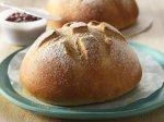 Easy No-Knead Wheat Bread
