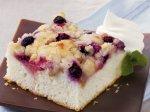 Rhu-Berry Snack Cake