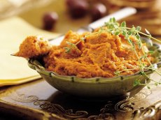 Roasted Carrot and Herb Spread