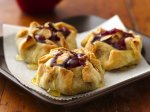 Mini Honey-Almond Cranberry Crostatas