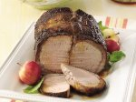 Grilled Seasoned Pork Roast