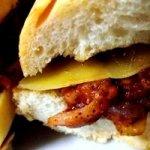 Scrumptious bacon panini Recipe