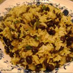 Easy Black Beans and Rice!!!Recipe