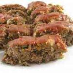 Skinny Meatloaf Recipe