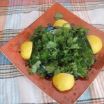 Turkish Parsley Salad Recipe