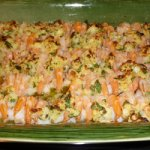 Italian Shrimp Scampi for Nu-wave or Flavorwave oven Recipe