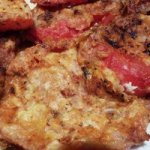 Easy Pan Fried Tomatoes Recipe