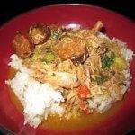 Chicken, Andouille and Shrimp Gumbo Recipe
