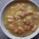 Bean Soup with Ham Recipe