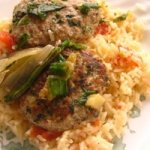 Kurdish Meatballs with Swiss Chard Recipe
