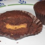Reese's Peanut Butter Cup Brownie Cupcakes Recipe