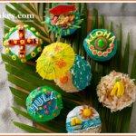 Cupcakes a la Piña Colada Recipe