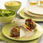 Meatball burritos Recipe