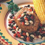 America's cut with black and white salsa Recipe