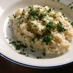 Zesty Lemon Parsley Risotto Recipe