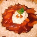 Peaches and Cream - Southern Style Recipe