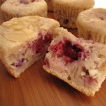 Berry Cottage Cheese Muffins Recipe